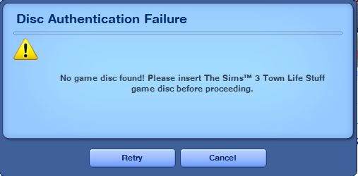 paradise island sims 3 crack not working