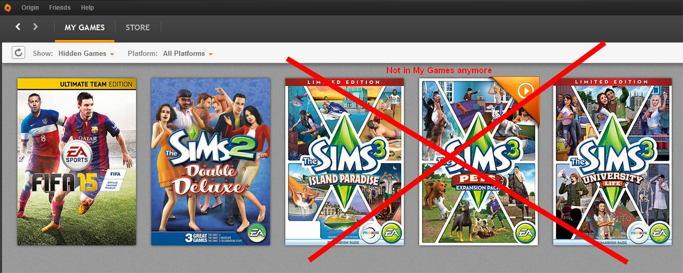 All the expansion packs for sims 3 / Call of duty ghosts