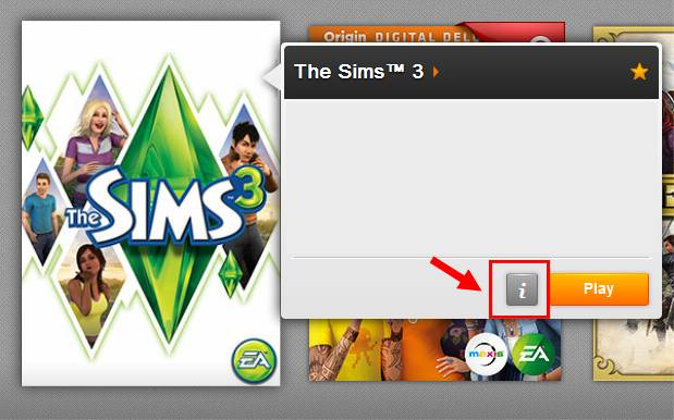 the sims 3 origin not working